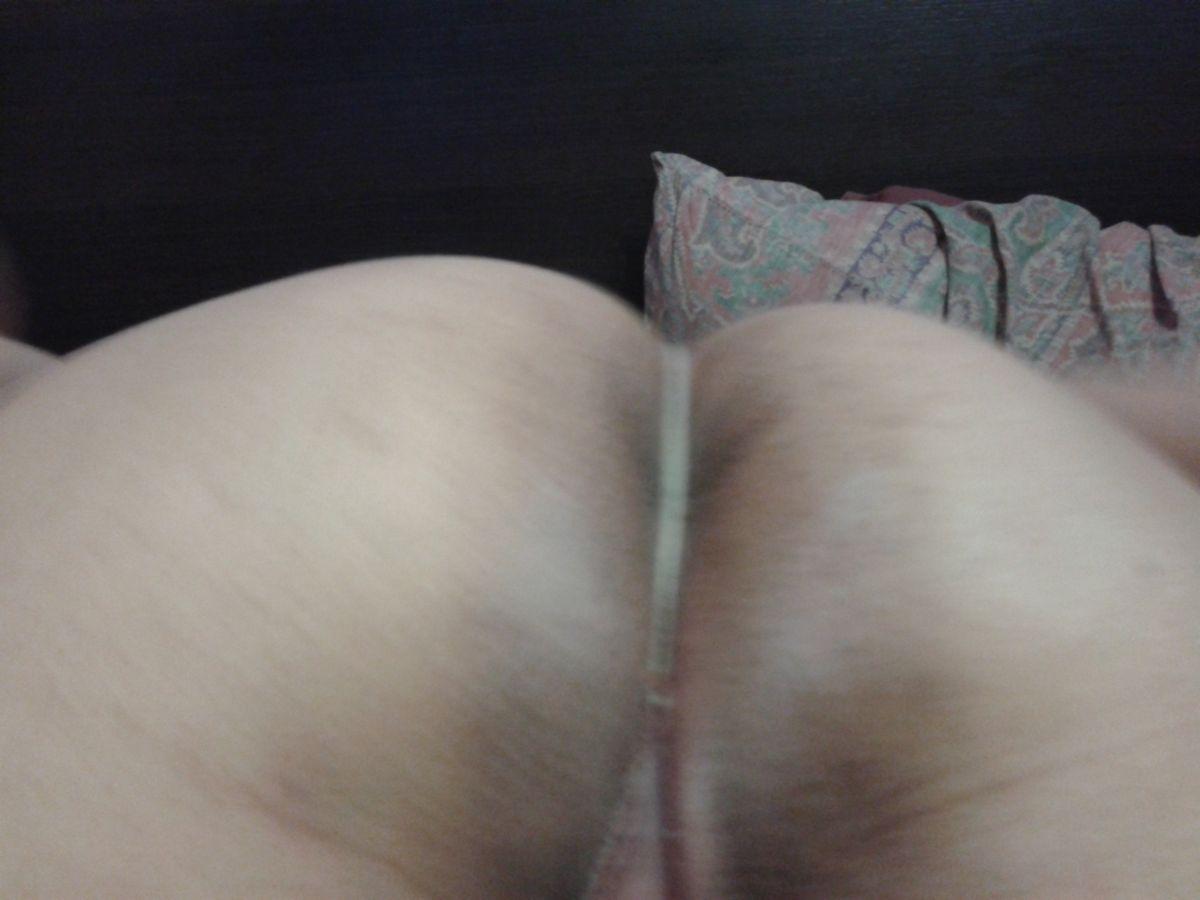 Срака 36-летней представительницы слабого пола. Порно 36-летней.